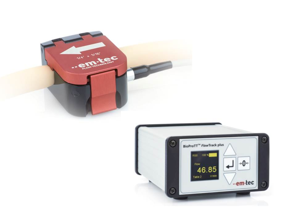 超声波流量传感器